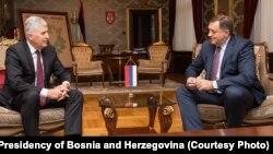 Načelno za prava, ali bez namjera za njihovo ostvarivanje: Dragan Čović i Milorad Dodik