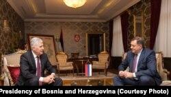 Sprega Milorada Dodika i Dragana Čovića nije nikakvo iznenađenje, smatra fra Ivo Marković