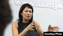 Кинопродюсер Елена Яцура