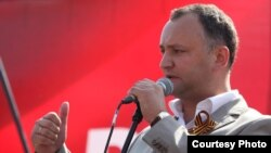 Socialist Party leader Igor Dodon was one of those who benefited from a renewed desire among Moldovan voters for change.