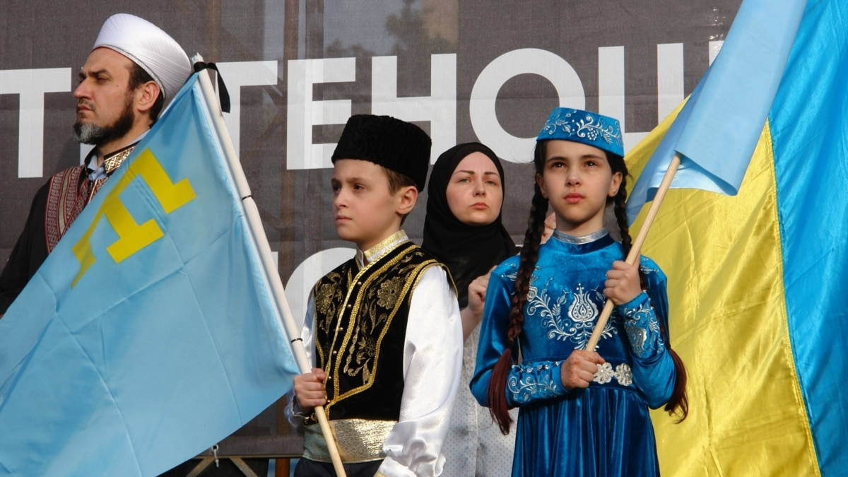 «Эта травма углубляется оккупацией Крыма Россией» €? США в годовщину депортации крымских татар