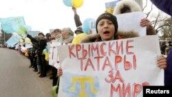 Симферополь, 10 марта 2014 года