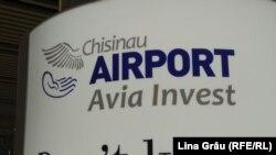 Aeroportul internațional Chiținău (foto arhivă)