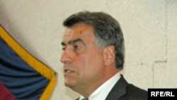 Министр промышленности и энергетики Азербайджана Натиг Алиев