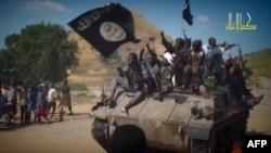 «Բոկո հարամ»-ի զինյալները Նիգերիայում, նոյեմբեր, 2014թ․