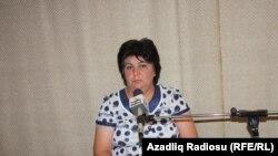 Amaliya Əliyeva