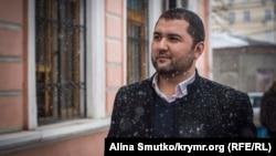 Advokat Edem Semedlâyev, arhiv fotoresimi
