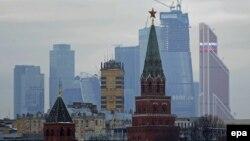 Moskë, foto nga arkivi