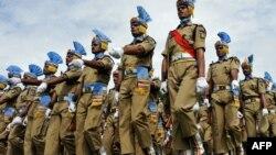 Празднование Дня независимости в Индии (фотография из архива)