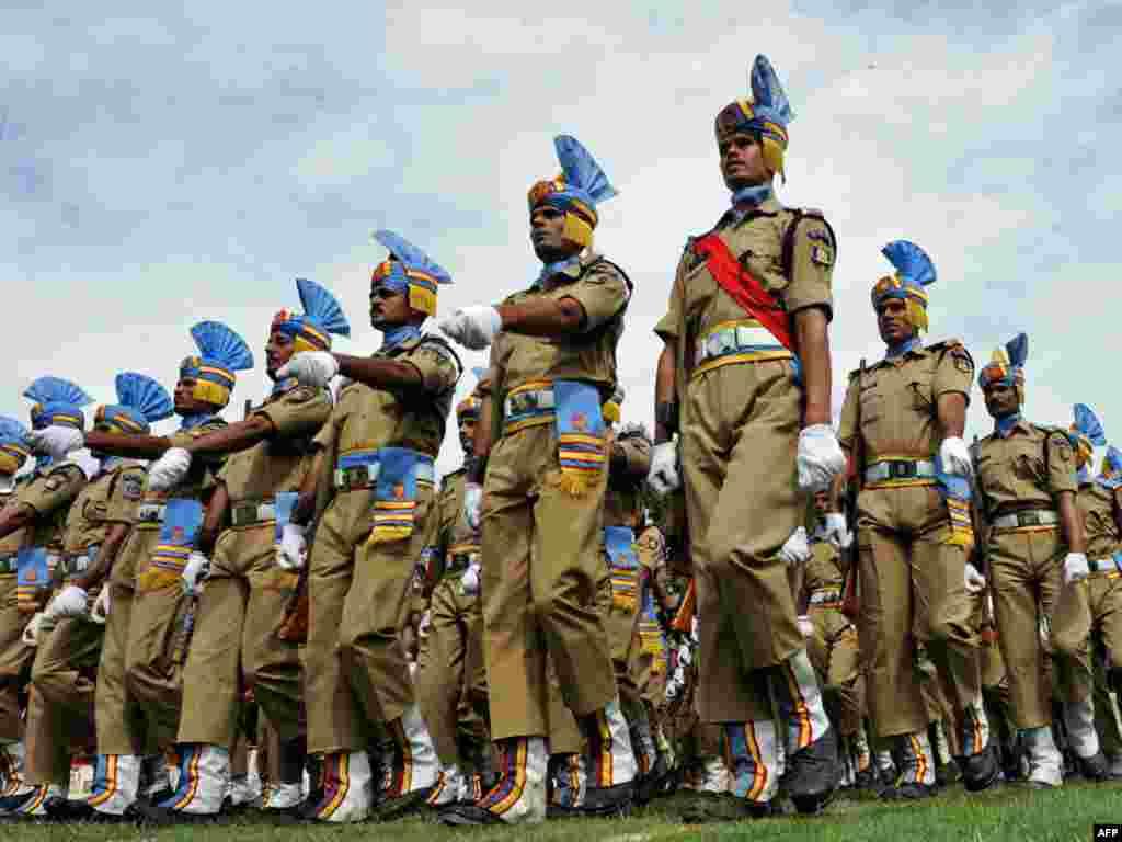 15 жніўня ў Індыі сьвяткавалі Дзень Незалежнасьці.