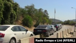 Kufiri me Maqedoninë