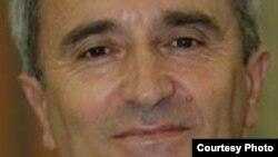 Мислим Дачи, претседател на Заедницата на правниците во Дебар.