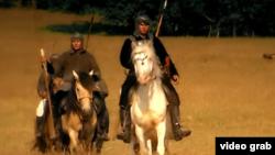 Себер татарлары турында фильмнан күренеш