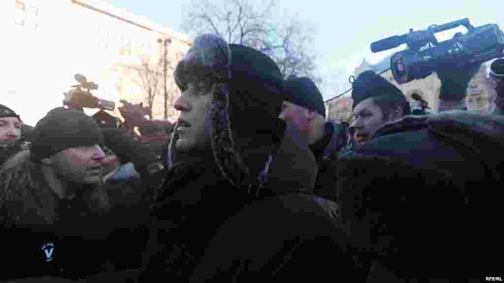 """Акция """"Марш свободы"""" в Москве (фото: Егор Осипов)"""