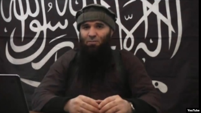 The Caucasus Emirate saw many fighters defect to the Islamic State group under the leadership of Aliaskhab Kebekov, aka Amir Ali Abu-Muhammad.