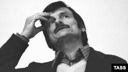 Андрей Тарковский, 1981 год.