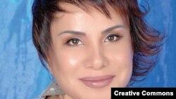 Популярная узбекская певица Юлдуз Усмонова.