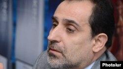 ՀՀ նախագահի թեկնածու Արամ Հարությունյան