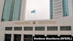 Парламент мәжілісі. Астана.
