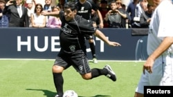 Диего Марадона (архивное фото 2016 года)