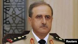 Ministar odbrane Daoud Rajha