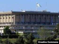 Здание Кнессета