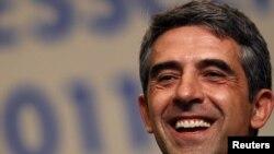 Președintele bulgar Rosen Plevneliev