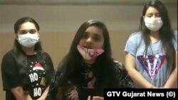Հնդիկ ուսանողները Բելառուսում գերադասում են դիմակներ կրել, արխիվ