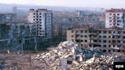 Руины Грозного, 2000 год