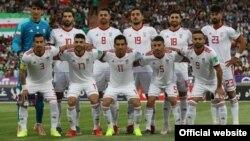 تیم ملی فوتبال ایران (عکس از آرشیو)