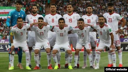 low priced 99850 4bce4 Iran Asks to Move World Cup Qualifier In Hong Kong Amid Protests