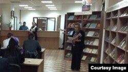 Соьлж-ГIалара библиотек
