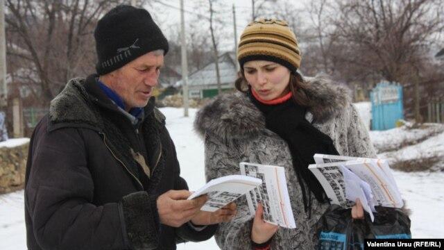 """""""Realitatea cu amănuntul"""" în Moldova profundă"""