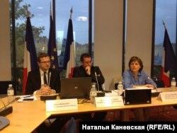 Презентация доклада ассоциации Russie Libertés
