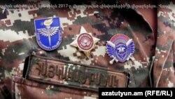 Erməni hərbi geyimi