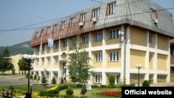 Zgrada opštine Leposavić