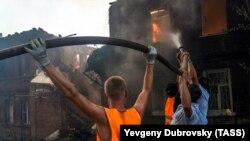 Время Свободы 23 августа: Подожженный Ростов