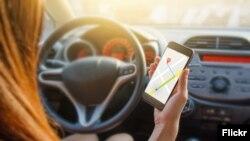 GPS naviqasiyası