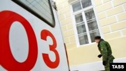 Роман Рудаков был отправлен в московский госпиталь имени Бурденко