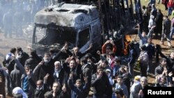 Demontsratë kurde, 18 mars, 2012