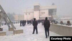 Ранее у предпринимателей требовали деньги на реконструкцию стадиона «Навбахор».