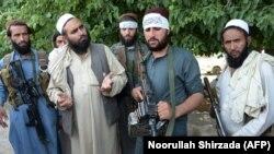 "Боевики движения ""Талибан"", Джалалабад, 16 июня, 2018"