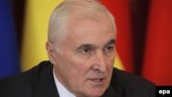 Lideri separatist i Osetisë Jugore, Leonid Tibilov