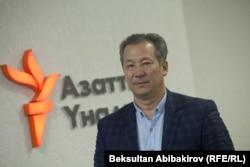 Бакыт Аманбаев.
