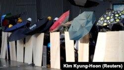 Һонконгта протестлар