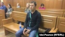 Искандер Мушинский на заседании в Верховном суде РТ 19 марта 2019 года