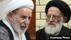 محمد یزدی و شبیری زنجانی
