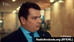 Керівник Національного антикорупційного бюро Артем Ситник