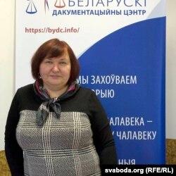 Людміла Кучура стала актывісткай грамадзянскай ініцыятывы «За справядлівы прысуд»