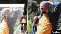 Собравшиеся перед Глданской тюрьмой участники акции в поддержку фотокорреспондентов предположили, что теперь следователи прокуратуры попытаются подкорректировать ошибки в первых показаниях фотографов